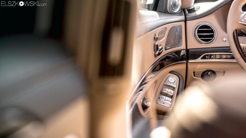 Mercedes-Benz S500eL